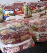 Clube de voo e escola de aviação doam cestas básicas para campanhas da Prefeitura