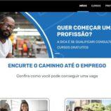 Plataforma online do Estado aumenta possibilidade de empregos