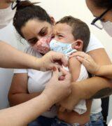 Secretaria de Saúde vacina contra Influenza em todas as UBS's, das 8h às 16h