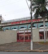 Estádio Vail Chaves é interditado outra vez pela FPF