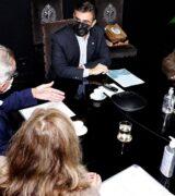 Mogi Mirim discute a ampliação da  Fatec com o governo estadual