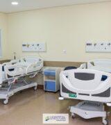 Hospital 22 de Outubro inaugura nova ala de  enfermaria com 22 leitos