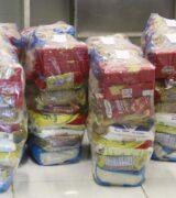 Secretaria de Educação distribui 1.445 cestas básicas neste mês de maio