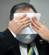 Ex-ministro Pazuello à CPI da Pandemia: 'Bolsonaro era contra a Coronavac'