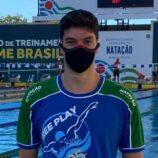 Conrado Lino tem marcas entre as melhores da história do Brasil