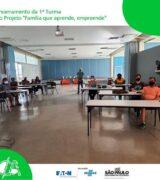 ICA promove  curso de empreendedorismo para a comunidade mogimiriana