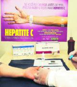 JULHO AMARELO: Sec. de Saúde oferece testes rápidos contra hepatites virais