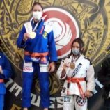 Mogimiriana é bronze no Sul-Americano de Jiu-Jitsu