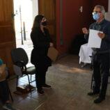 Artesãos Mogi Mirim conquistam a Casa do Artesão, na Zona Norte, para poderem trabalhar
