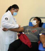 ACIMM: Doação de sangue tem 94 bolsas coletadas e já mira mês de novembro