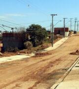 Obras de infraestrutura no Parque das Laranjeiras são vistoriadas pelo prefeito