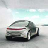 """O carro elétrico que """"purifica o ar"""""""