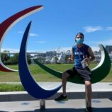 O mogimiriano Filipe Manara está pronto para mais uma Paralimpíada
