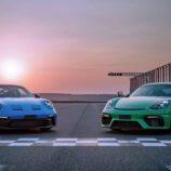 Porsche Brasil apresenta 911 GT3 e 718 Cayman GT4