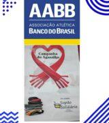 AABB e Sopão Solidário arrecadam agasalhos e alimentos durante a semana