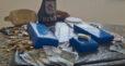 Romu intercepta distribuição de maconha na Zona Leste, 2 são detidos