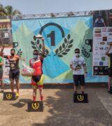 Bruno de Oliveira vence desafio de MTB em Aguaí