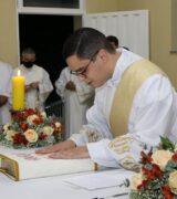 Carlos Augusto Semensim é ordenado padre em Pedreira