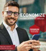 Acimm oferece plano de telefonia móvel com desconto via Accelular