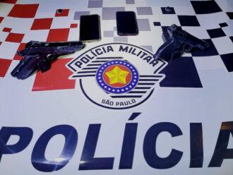 PM impede e menores confessam que iriam assaltar