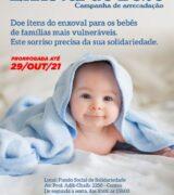 Fundo Social prorroga campanha de arrecadação de enxoval de bebê
