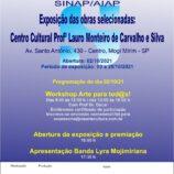 CC irá sediar o 11º Salão Internacional de Artes Visuais