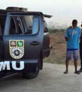 Jovens são detidos pela Romu na Zona Norte por tráfico