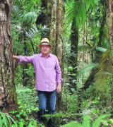 O hábitat natural de quem adotou Mogi como sua terra