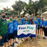 Free Play/Sejel conquista 15 medalhas no Torneio Regional