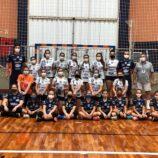 Clube Mogiano enfrenta o São Bernardo no cadete feminino