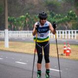 Mirlene Picin fatura três medalhas na 2ª etapa do Brasileiro
