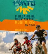 Acimm realiza dia 20 de novembro 1º Desafio de Mountain Bike de Mogi