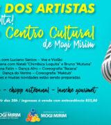 Bar dos Artistas inicia venda dos ingressos e retorna no dia 15/10