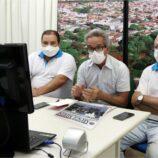 Prefeitos da região se reúnem e discutem ações de combate à crise hídrica