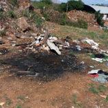 Polícia Civil prende um dos autores: Vítima foi estrangulada e queimada