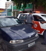Casal de São Paulo é detido pela PM ao tentar aplicar golpe dentro do banco